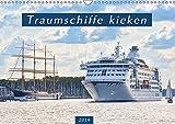 Traumschiffe kieken (Wandkalender 2019 DIN A3 quer): Ausnehmend schöne Fotografien von Traumschiffen an prominenten Orten. (Monatskalender, 14 Seiten ) (CALVENDO Mobilitaet)