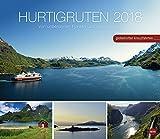 Hurtigruten Globetrotter Kreuzfahrten - Kalender 2018