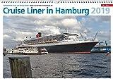 Cruise Liner in Hamburg 2019 (Wandkalender)