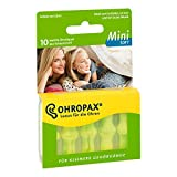 Ohropax mini soft Schaums 10 stk