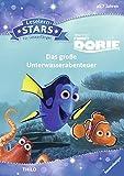 Leselernstars Disney Findet Dorie: Das große Unterwasserabenteuer: Für Leseanfänger