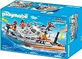 Playmobil 5540 - Lösch-Rettungskreuzer