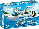 Playmobil 6981 - Tauchausflug mit Sportboot