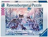 Ravensburger Puzzle 19146 - Arktische Wölfe - 1000 Teile Puzzle für Erwachsene und Kinder ab 14 Jahren, Puzzle mit Wölfen