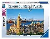 Ravensburger Puzzle 19457 - Hamburg - 1000 Teile