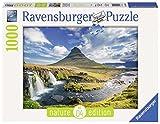 Ravensburger Puzzle 19539 - Wasserfall vor Kirkjufell, Island - 1000 Teile