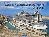 Koehlers Kreuzfahrt-Kalender 2020