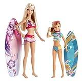 Barbie–Puppen Pack 2-Schwestern Stacie