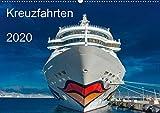 Kreuzfahrten 2020 (Wandkalender 2020 DIN A2 quer): Maritime Erinnerungen rund um das Mittelmeer (Monatskalender, 14 Seiten ) (CALVENDO Orte)