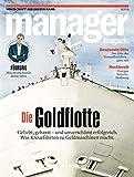 manager magazin 8/2019 'Die Goldflotte'