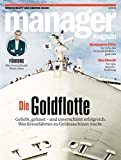 manager magazin 8/2019 'Die Goldflotte'