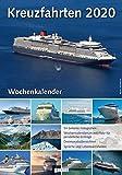 Wochenkalender Kreuzfahrt 2020