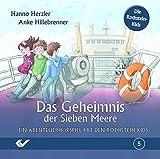 Das Geheimnis der Sieben Meere: Ein Abenteuerhörspiel mit den Rothstein-Kids
