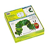 Die kleine Raupe Nimmersatt - Set mit Pappbilderbuch und Stofflätzchen: Geschenkset mit Pappbilderbuch und Stofflätzchen