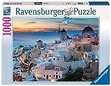 Ravensburger Puzzle 19611 - Abend über Santorini - 1000 Teile