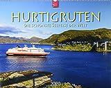 Hurtigruten - Die schönste Seereise der Welt: Original Stürtz-Kalender 2020 - Großformat-Kalender 60 x 48 cm