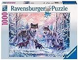 Ravensburger Puzzle 19146 - Arktische Wölfe - 1000 Teile