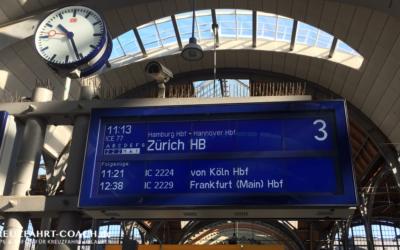 Spartipp: Bahnfahrt selbst buchen