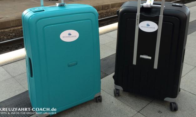 Kreuzfahrt Packliste – Das muss mit!
