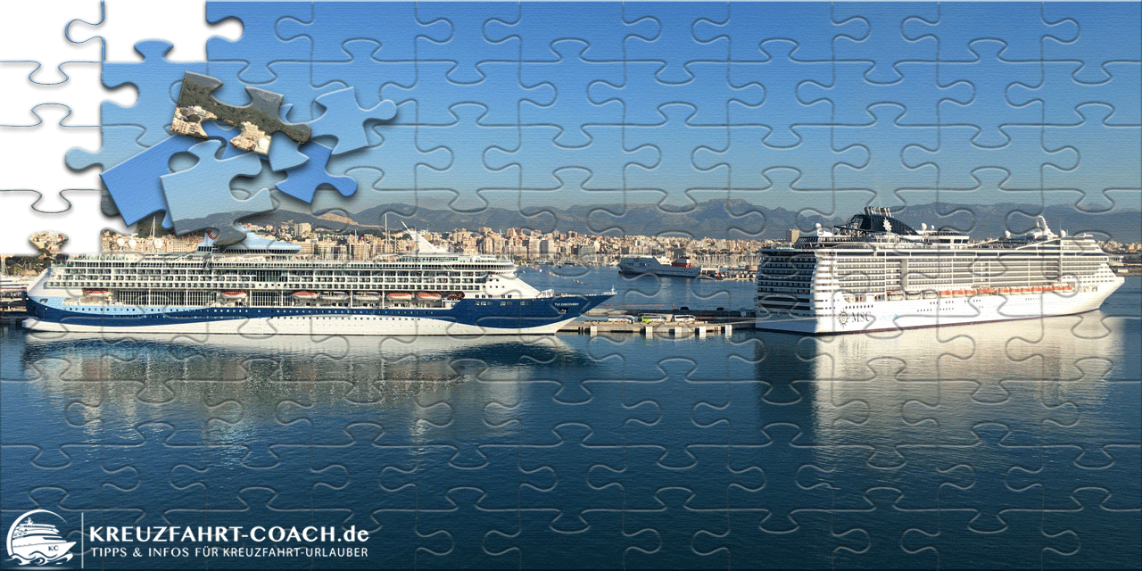 Puzzle Kreuzfahrtschiff