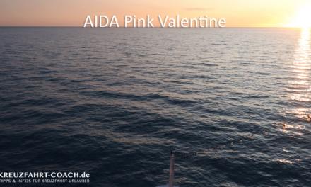 AIDA Pink Valentine Angebote