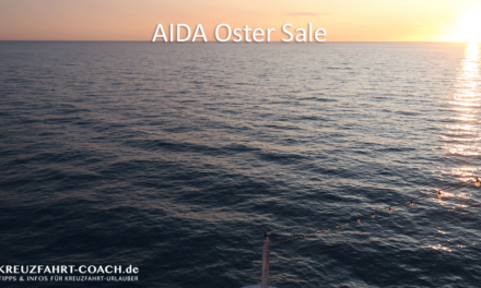 AIDA Oster Sale