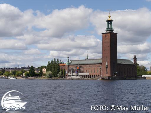 Rathausturm Stockholm