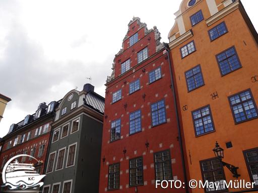 Häuser in Gamla Stan, Stockholm