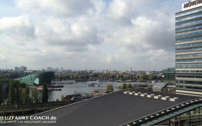 Amsterdam auf eigene Faust