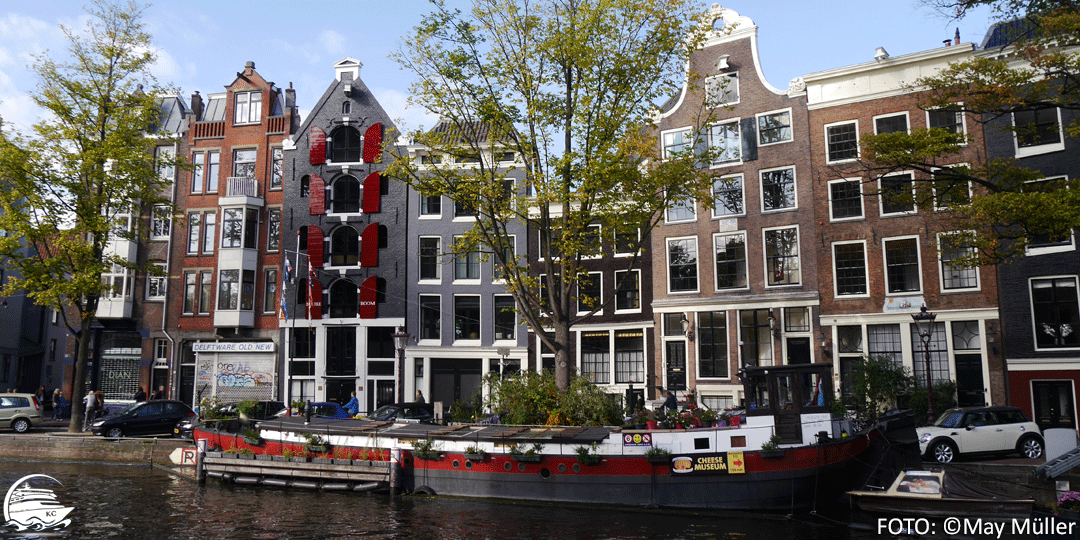Amsterdam auf eigene Faust - Sehenswürdigkeiten: Das Amsterdam Cheese Museum