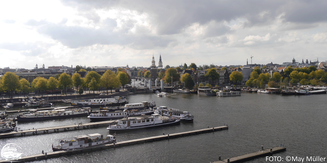 Amsterdam auf eigene Faust - Sehenswürdigkeiten: Nemo Science Center