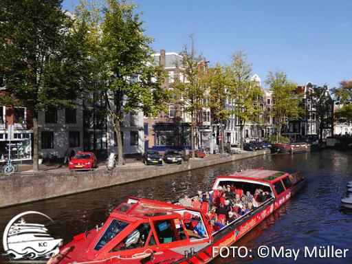 Hop On Hop Off Amsterdam