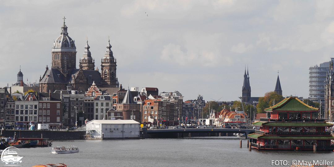 Amsterdam auf eigene Faust - Sehenswürdigkeiten