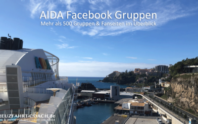 AIDA Facebook Gruppen und Fanseiten