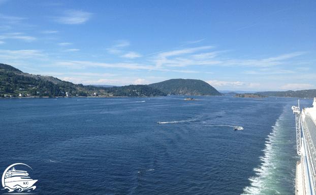 AIDA Kurzreise - Norwegen