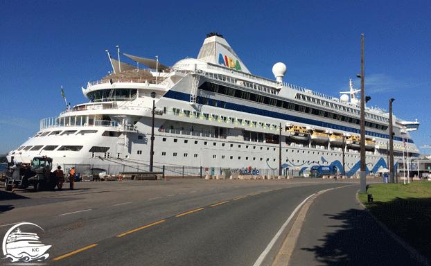Die richtige Kreuzfahrt für Dich  Kleines Schiff - AIDAaura