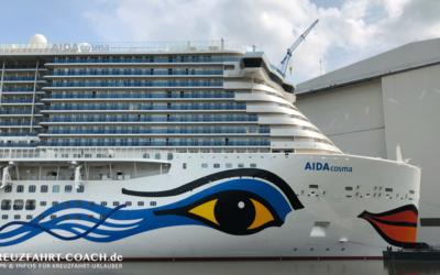 AIDAcosma – News / Infos / Routen