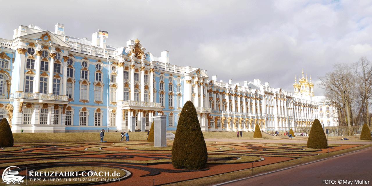St. Petersburg auf eigene Faust