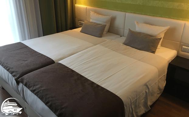 KEDI Hotel Papenburg - Betten