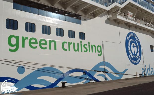 Kreuzfahrt mit Umweltengel