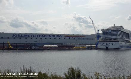 Meyer Werft Besichtigung – Tipps für Hotels, Restaurants & Aktionen in Papenburg