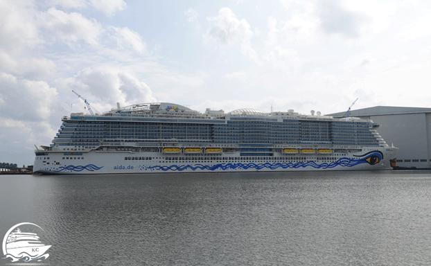 AIDAcosma - Neues Schiff 2021