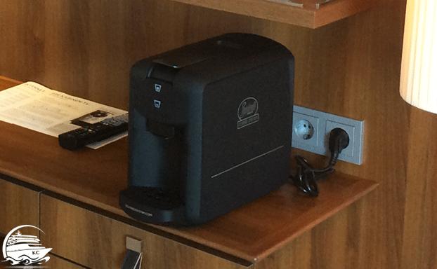 AIDA Verbotene Gegenstände an Bord - Kaffemaschinen und Glätteisen sind nicht erlaubt!