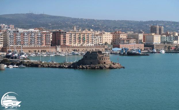 Winterurlaub - Mittelmeer mit Civitavecchia / Rom
