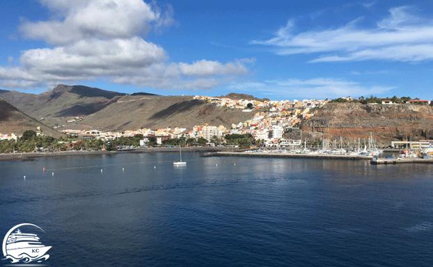 Winterurlaub - Kanarenkreuzfahrt mit La Gomera