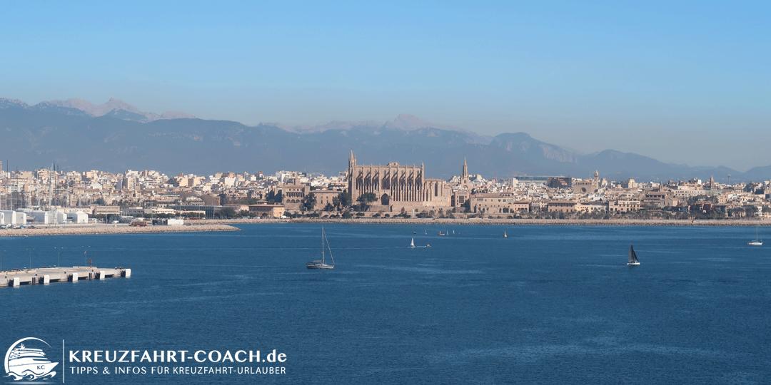 Winterurlaub - Mittelmeer Kreuzfahrt ab Palma de Mallorca