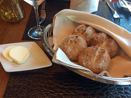 Vorspeise im Buffalo Steak House