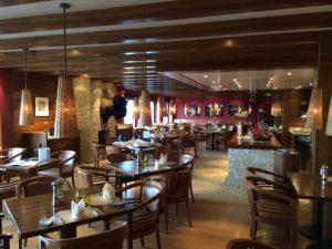 Blick ins Buffalo Steak House