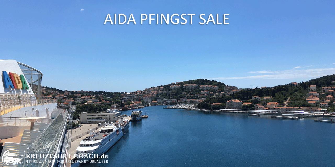 AIDA Pfingst Sale