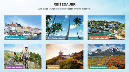 "Screenshot ""Reisedauer"""